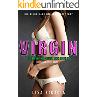 VIRGIN: NEIGHBOR'S BLONDE DAUGHTER TAKEN AT BOTH ENDS: Big Rough Hard Men Short Sex Story (Untouched Fertile Brats Book 5)