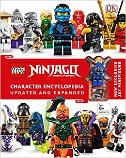 Amazon.com: LEGO NINJAGO Character Encyclopedia, Updated ...