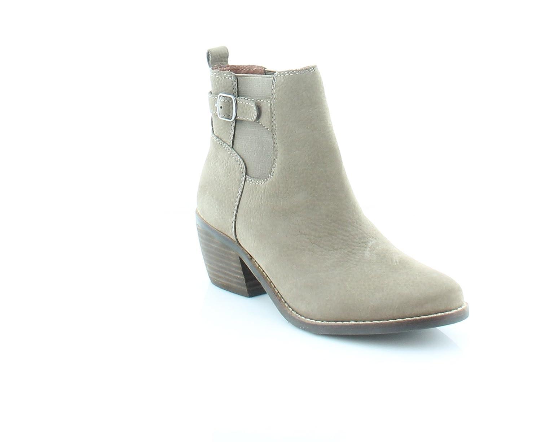 Lucky Brand Women's Khoraa Boot B01EIG0REA 5 B(M) US|Brindle Embossed