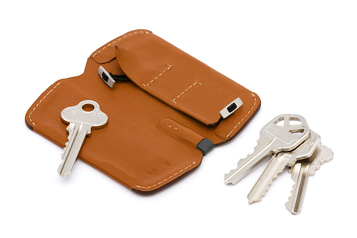 Amazon.com: Bellroy - Funda de piel para llave Plus, talla ...