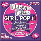Party Tyme Karaoke - Girl Pop 11 (8+8-song CD+G)