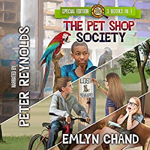 The Pet Shop Society, Special Edition Audiobook