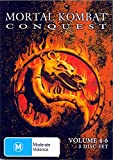 Mortal Kombat Conquest Volumes 4-6 | 3 Discs | NON-USA Format | PAL | Region 4 Import - Australia