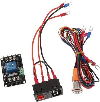 Módulo de Monitoreo de Energía para Impresora 3D Interrupción ...
