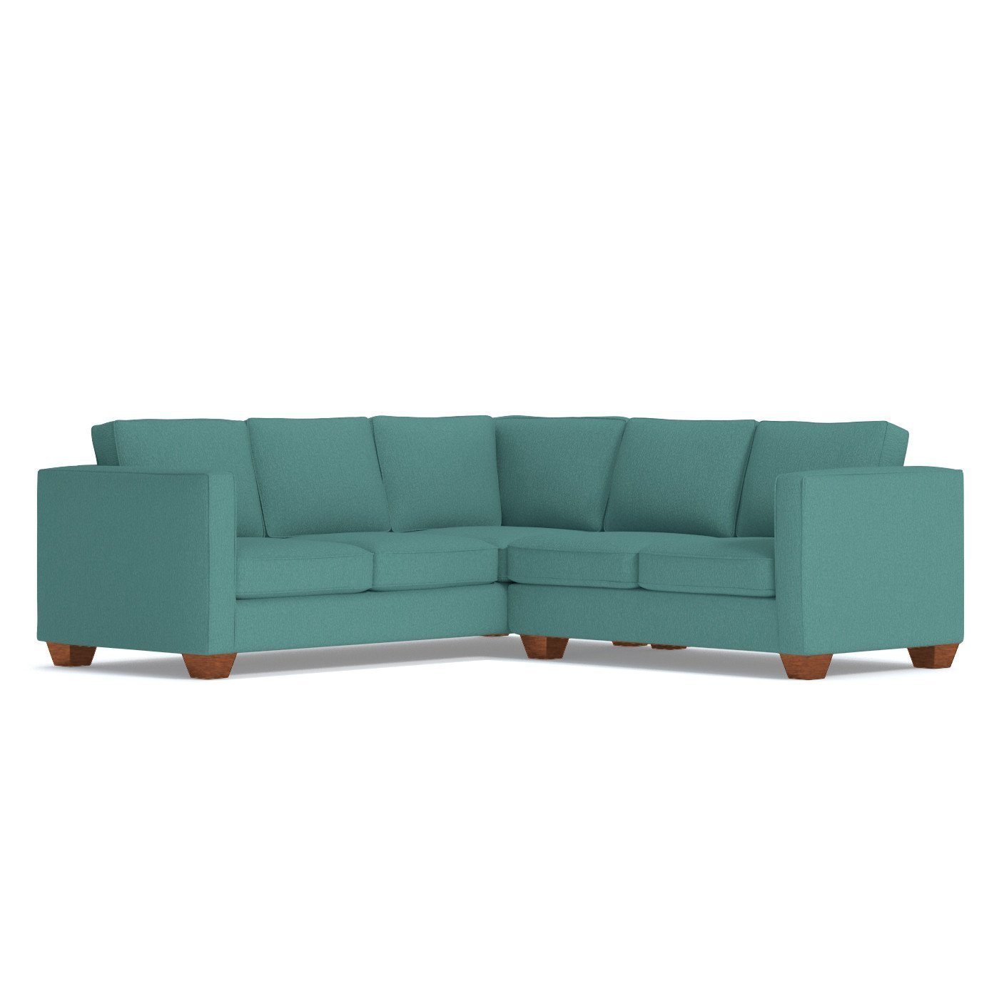 Amazon.com: Catalina 2-Piece L-Sectional Sofa, Seafoam ...