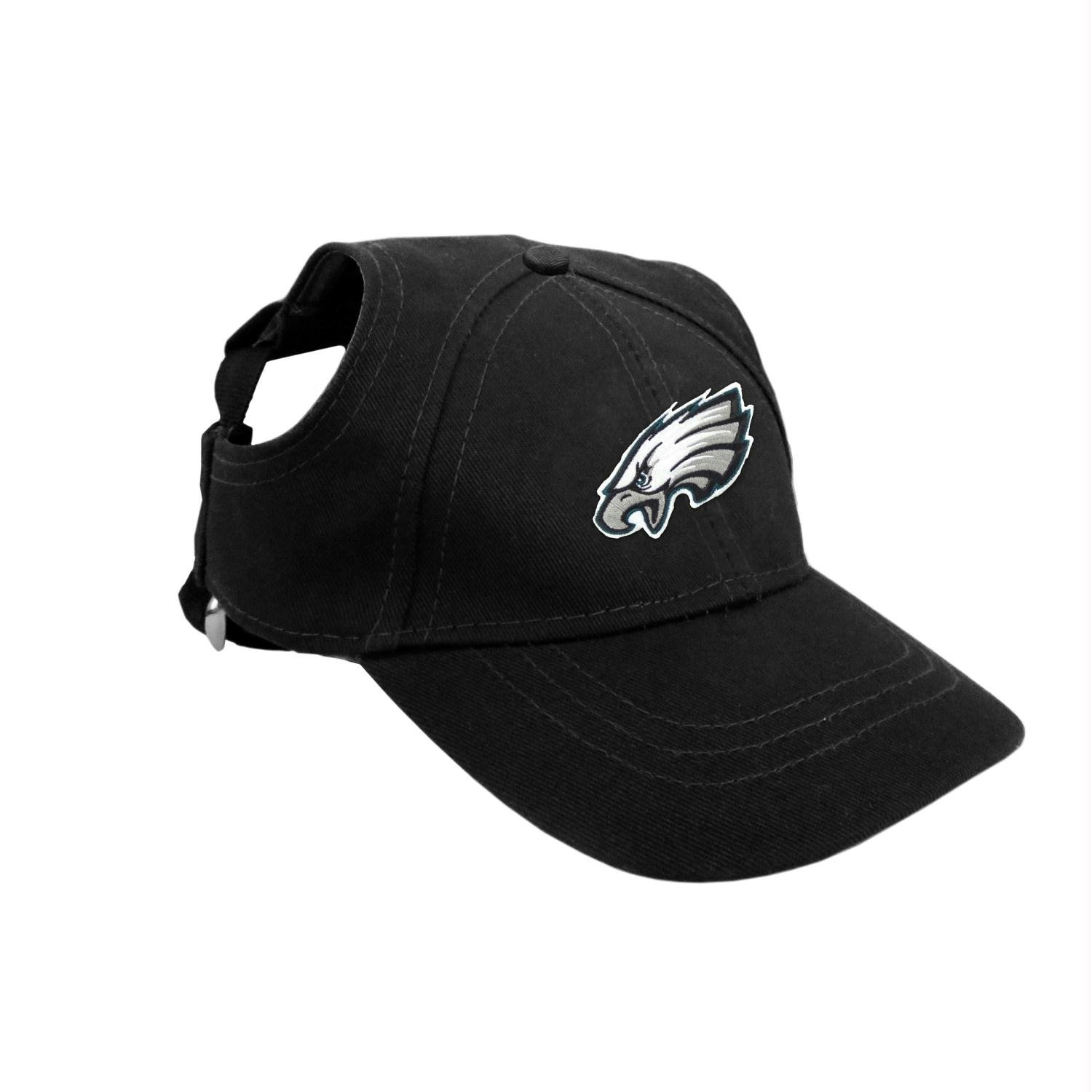 48eda055e85 Amazon.com   Philadelphia Eagles Pet Baseball Hat - Small   Pet Supplies