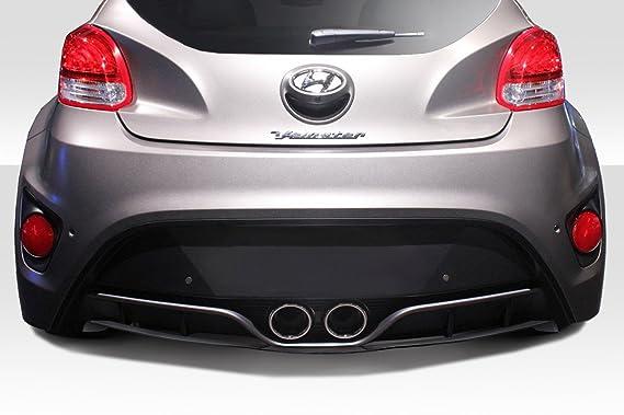 Amazon.com: 2012-2015 Hyundai Veloster Turbo Duraflex N Design Body Kit - 4 Piece: Automotive