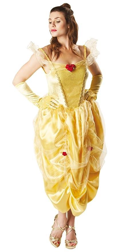 Rubies 880180 traje de belle l la bella y la bestia: Amazon ...