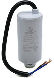 Universal 30UF Capacitor with 22cm Cable Connectors