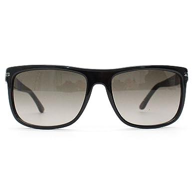 1d3121d0e8 Gucci Black Wayfarer Style Sunglasses 086278002 (Black