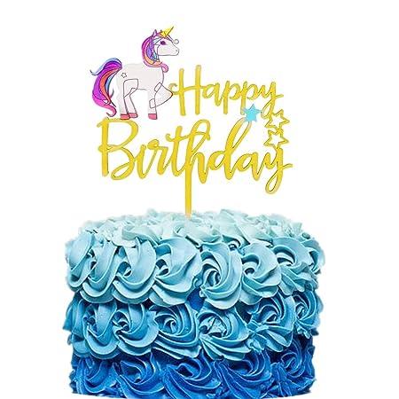JeVenis Cutiee - Decoración para tarta de cumpleaños, diseño ...