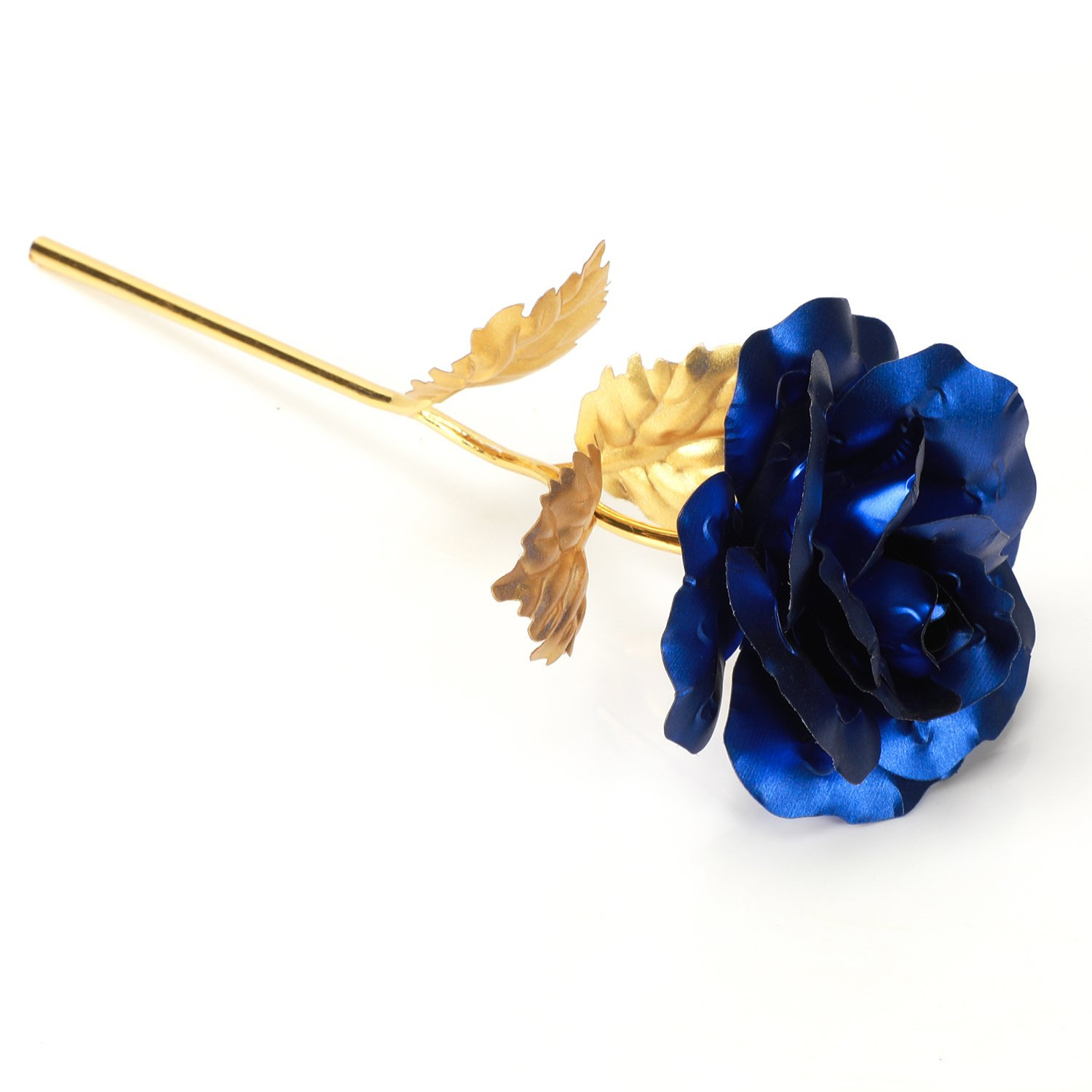 Amazon Birthday Gift For Women Blue Rose Flower Unique Gifts