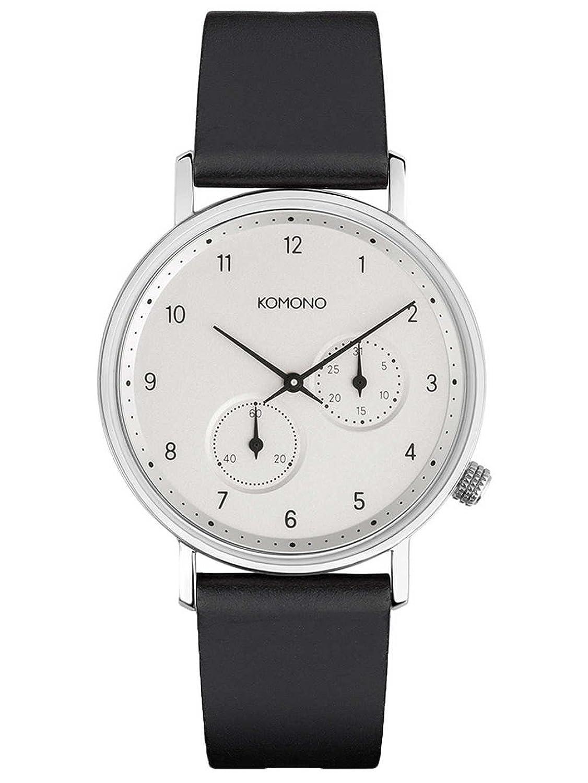 Komono Crafted Walther Nero Armbanduhr KOM-W4002