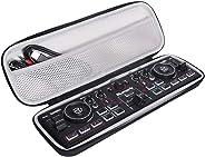 Zaracle Case for Numark DJ2GO2   Pocket DJ Controller.Portable Travel Carry Case Protective Pouch Sleeve Box Bag Cover