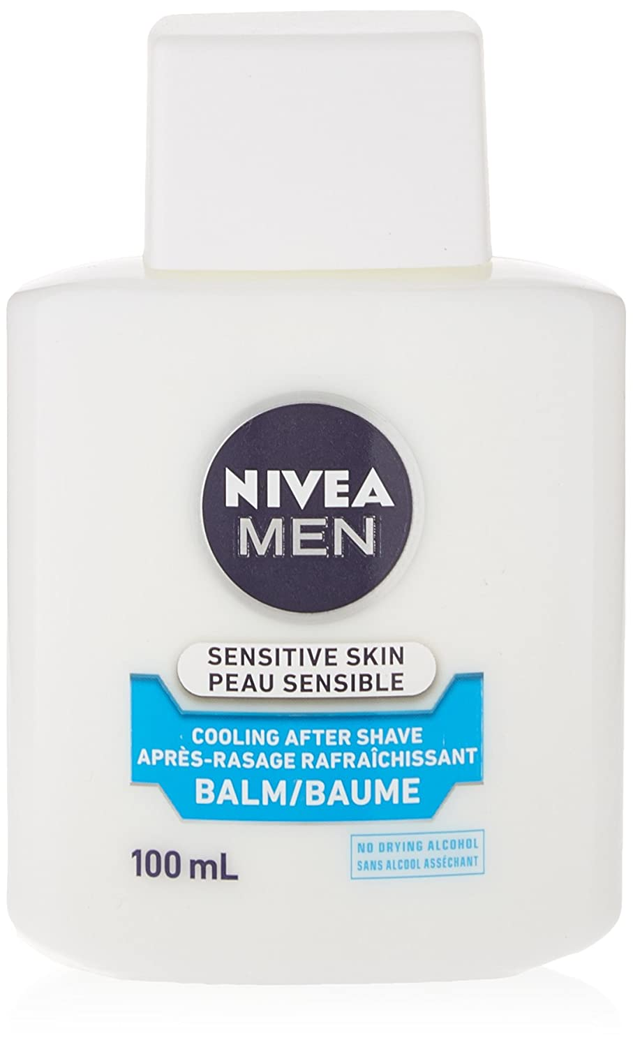 NIVEA MEN Protect & Care After Shave Balm, 100 mL bottle 072140813000
