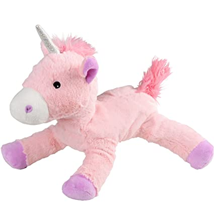 Greenlife Warmies el calor, diseño de unicornio de peluche