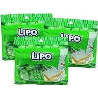 Lipo 利葡面包干 300g/袋*3袋 冷加工糕点 (椰子味300g*3袋)