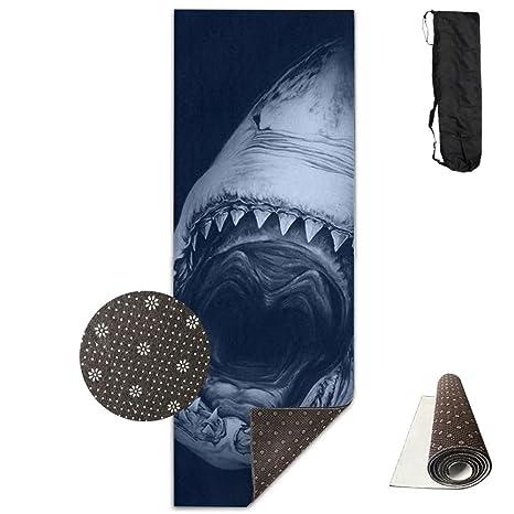 Amazon.com: Shadow Shark Yoga Mat - Advanced Yoga Mat - Non ...