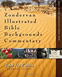 img - for 4: Isaiah, Jeremiah, Lamentations, Ezekiel, Daniel (Zondervan Illustrated Bible Backgrounds Commentary) book / textbook / text book