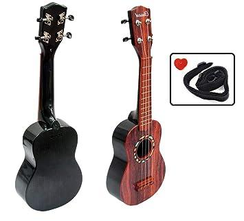 Amazon.com: O.B Toys&Gift - Guitarra acústica clásica de 4 ...