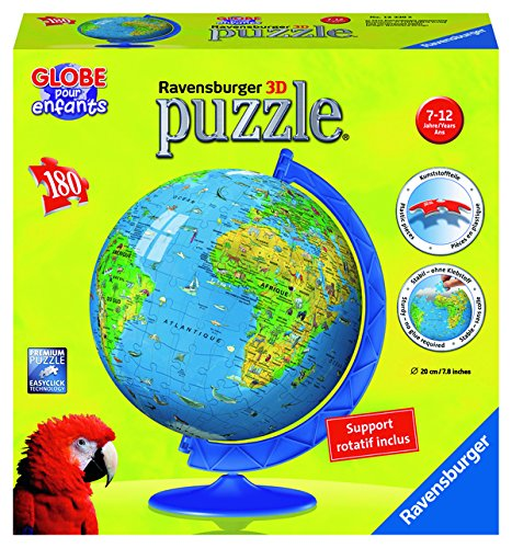 Ravensburger Globe Children\s (Infant 3 D Puzzle)
