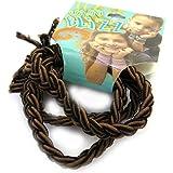 Les Trésors De Lily [M5346] - 3 bracelets élastiques 'Coloriage' marron