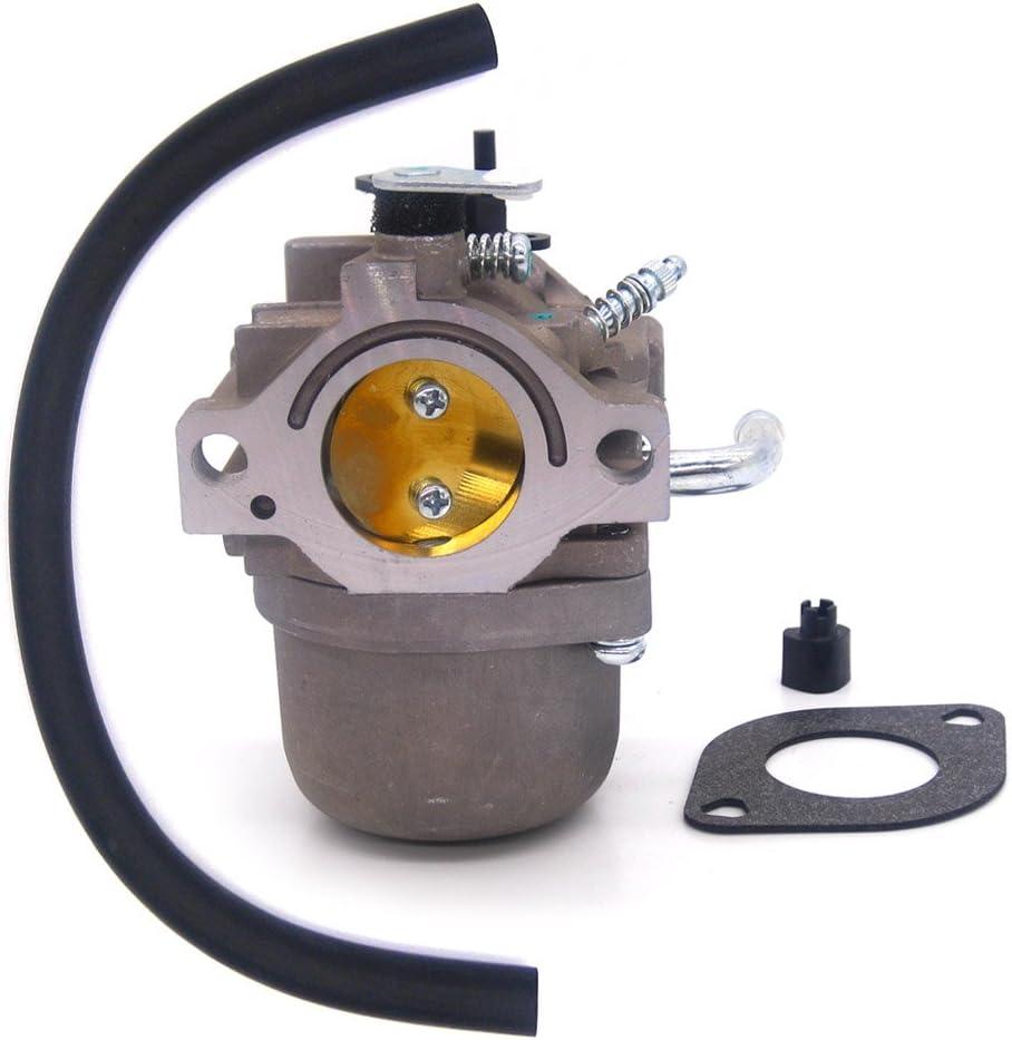 NIMTEK Carburetor for Briggs /& Stratton 593432 794653 791266 Engine Carb 210000 280000