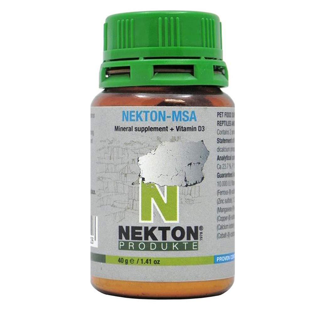 40gm   1.4oz Nekton-MSA High-Grade Mineral Supplement for Pets 40gm