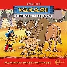 Yakari 12 Hörspiel von Thomas Karallus Gesprochen von: Mia Diekow, Achim Schülke, Ben Hecker