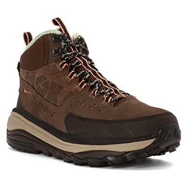 HOKA ONE ONE femmes TOR SUMMIT MID WP marron marron marron