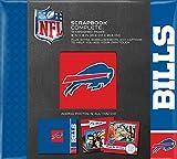 C.R. Gibson Scrapbook Complete Kit, Small, Buffalo Bills (N878396M)