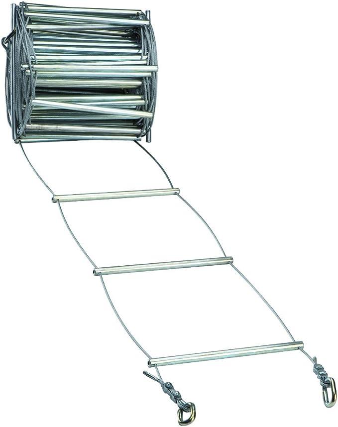Faders Escalera Metalica Estrecha 20 M. (12,5 Cm) - Escalera ...