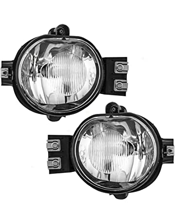 100W Halogen 2015 Nissan QUEST Post mount spotlight -Black Driver side WITH install kit 6 inch