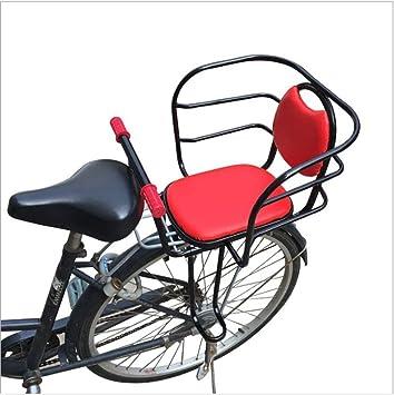 FEZBD Portabebés/Asiento de Bicicleta montado en Bicicleta, se ...