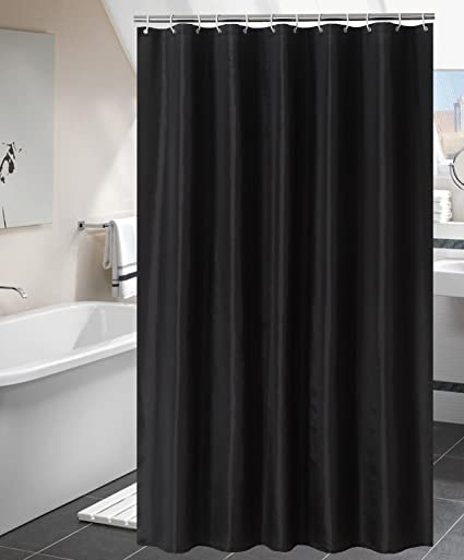 158ff7d1e41 Amazon.com  UFLYAY Shower Curtain Liner Mildew Resistant Fabric ...