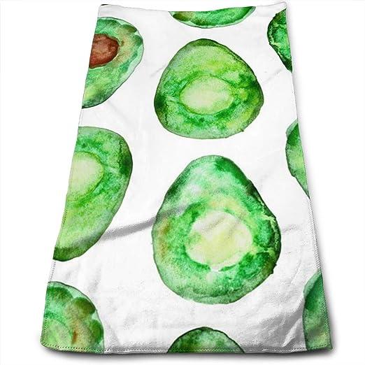 Kaixin J More Avocados Please_52728 Microfiber Bath Towels ...