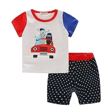 8eccf67ad Amazon.com  2016 Baby Boy Clothing Set Children Sport Suits For Kids ...