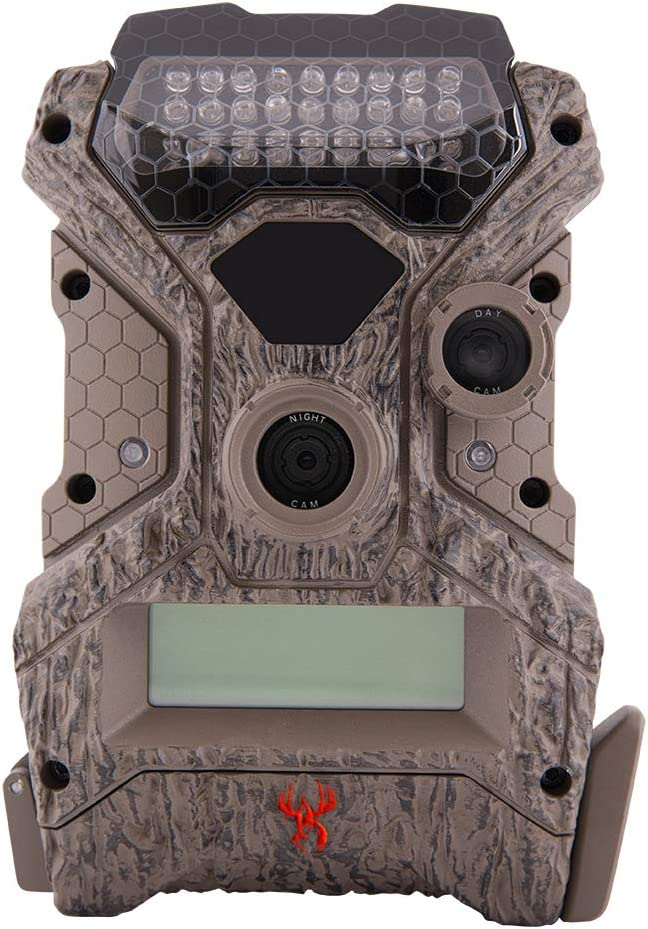 Wildgame Innovations Rival Cam 20 Megapixel Infrared Trail Camera with HD Still Photo and Video Capabilities