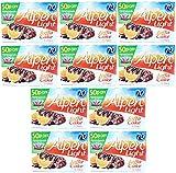 Alpen Light Jaffa Cake Bars 95g, - Pack of 10, 5 Bars Each