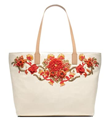 4d4ac61be56 Amazon.com  Tory Burch Rodeo Ew Tote - Limited-edition Collection  Shoes