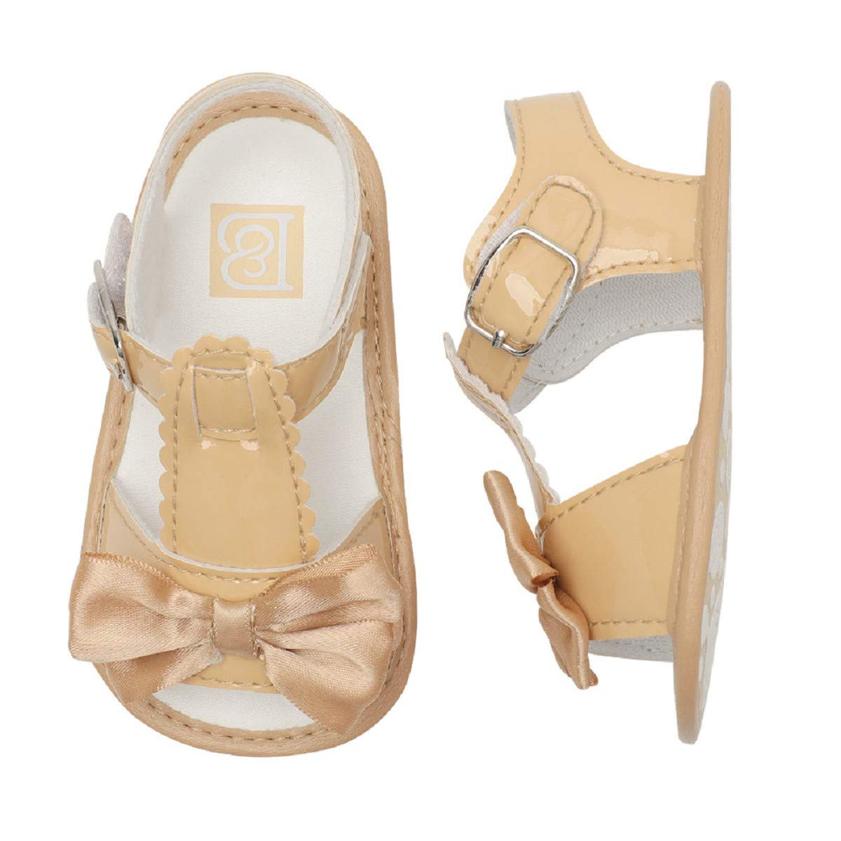 Girls Sandals FAPIZI Princess Leather Mary Jane Toddler Children Casual Single Shoes Loafers