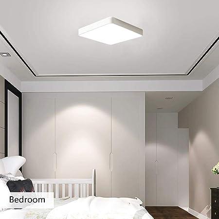 chambre /à coucher Plafonnier LED pour salon ciel /étoil/é 12 W 230 V Blanc neutre
