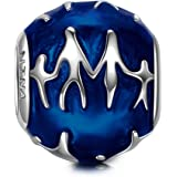 NinaQueen - Famiglia - Charms Bead da donna argento sterling 925