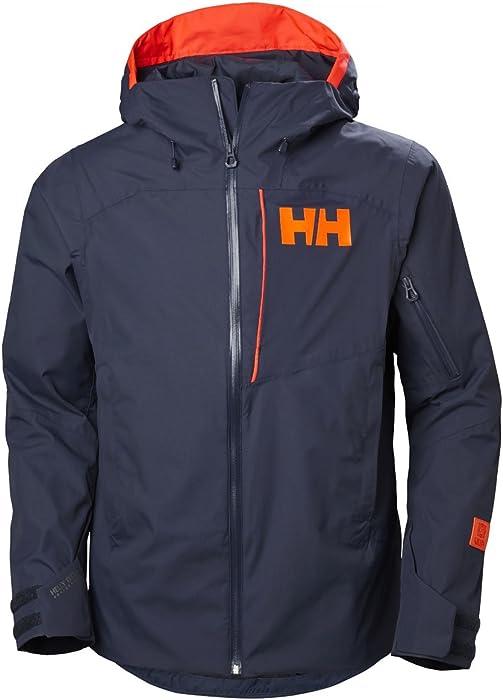 a7bc961dd03 Amazon.com: Helly Hansen Men's Overland Jacket Graphite Blue XX ...