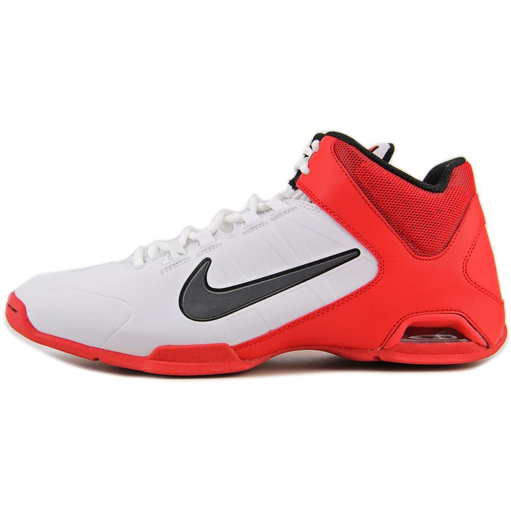 a70de5260377a Nike Mens Air Visi Pro IV 13 M US White/University Red/Black/Anthracite