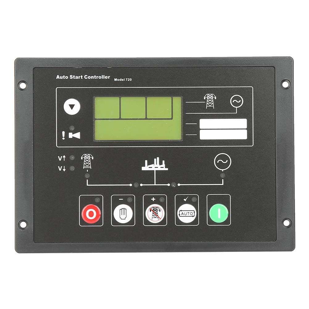 DSE720 Generator Auto Start Control Panel for Deep Sea Electronics Spare Parts Auto Manual Start Control Panel by Wal front
