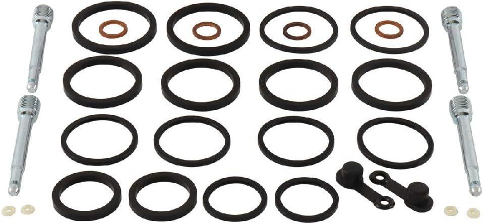 All Balls 18-3089 Caliper Rebuild Kit for - Front Yamaha FJR1300 06-16