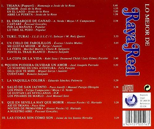 Amazon.com: Lo major de Raya real the best music of ...