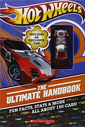 Hot Wheels : the Ultimate Handbook , Fun Facts, Stats & More All About 150 Cars]()