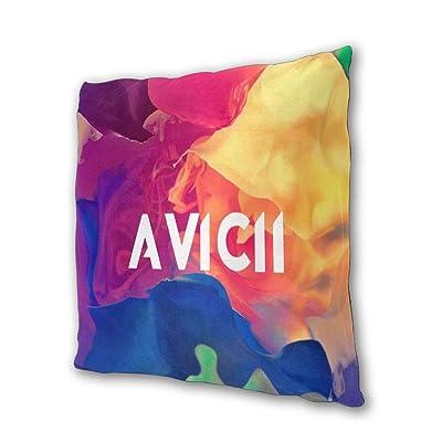 "Avicii Outdoor/Indoor Cushions 18.5""x 18.5"", 2 Pieces: Kitchen & Dining"